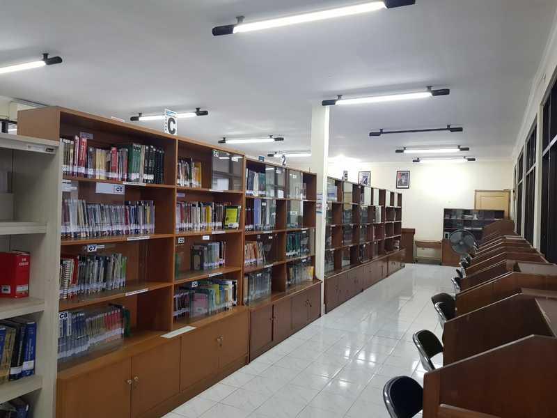 Foto Profil Perpustakaan Terpadu Bogor